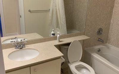 Condo Bathroom Renovation