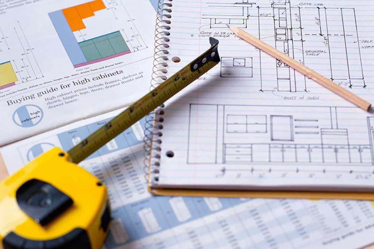 Kitchen Renovation Measurements
