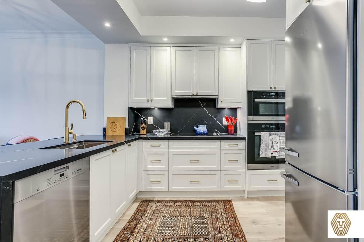 Condo kitchen Renovations